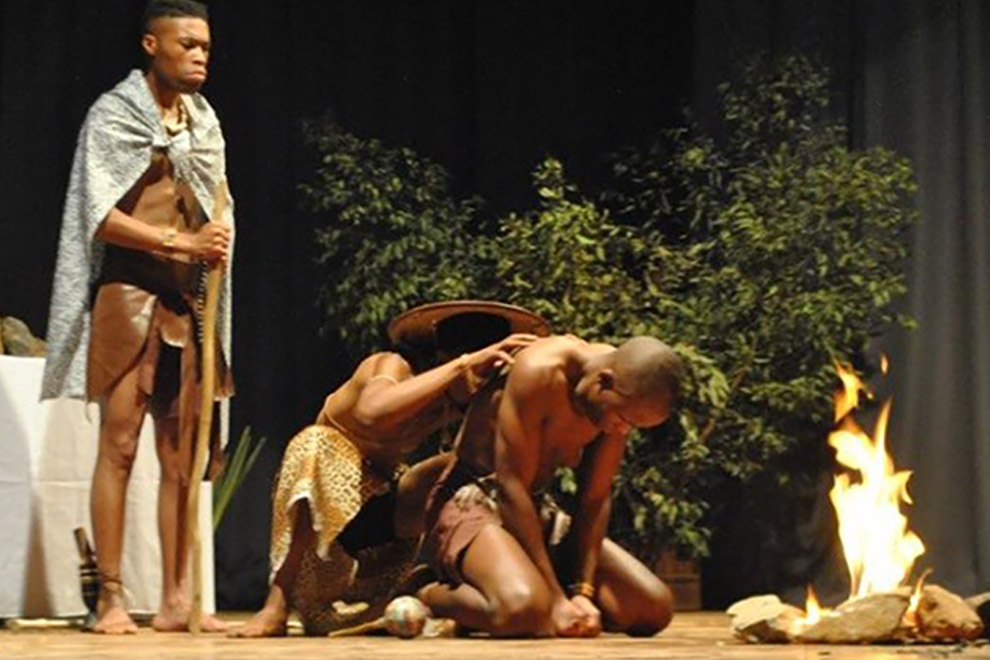 A Theatre Must See, Mount Havilah.
